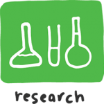 research-button